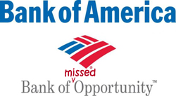 Don't Buy Bank of America
