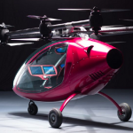 Passenger Drone Launches Two-Seater Electric Manned Aircraft