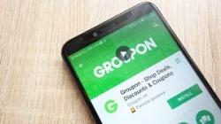 Groupon stock