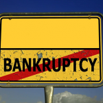 Companies That May Go Bankrupt Or Filed For Bankruptcy Recently